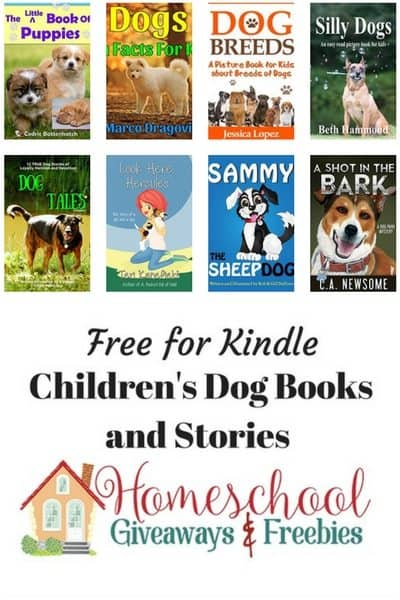 Free and Cheap Kindle Dog Books