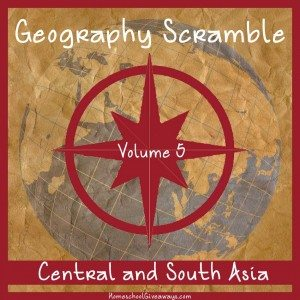 Geography-Scramble-Vol-5-Central-and-South-Asia
