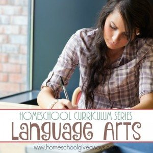 Language Arts encompasses so many different subjects it is hard to wade through them all. Check out some of our favorites to help you choose. Over 45 to choose from! :: www.homeschoolgiveaways.com