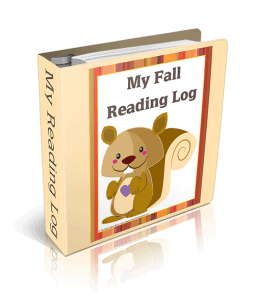 My-Fall-Reading-Log