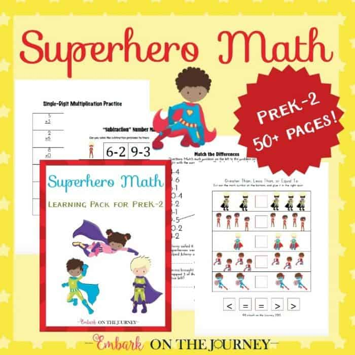 Print - Super Math IG