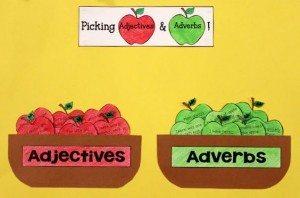 applesadjectivesadverbs