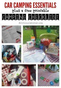 car-camping-essential-checklist
