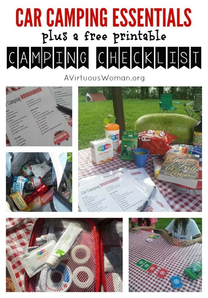 car-camping-essential-checklist