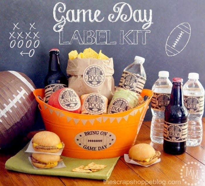 game-day-label-kit