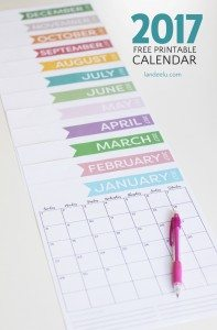 2017-Free-Printable-Calendar-Vertical