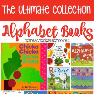 Books - Alphabet IG