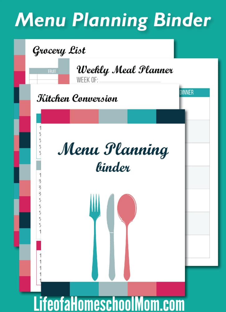 Busy-Moms-Menu-Planning-Binder