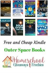 Free and Cheap Kindle Space Books
