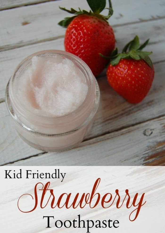 Kid-Friendly-Strawberry-Toothpaste-727x1024