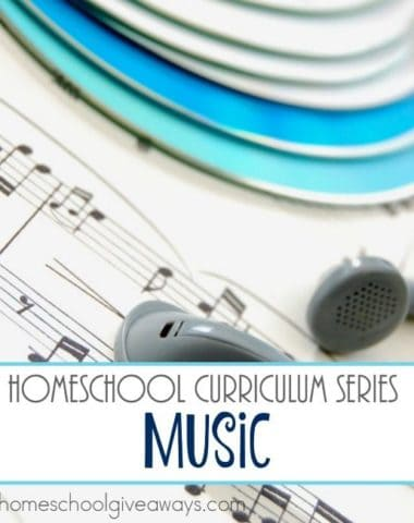 Music is one subject I believe every child should have the privilege of learning. But how do you choose curriculum? Here are my favorites! :: www.homeschoolgiveaways.com