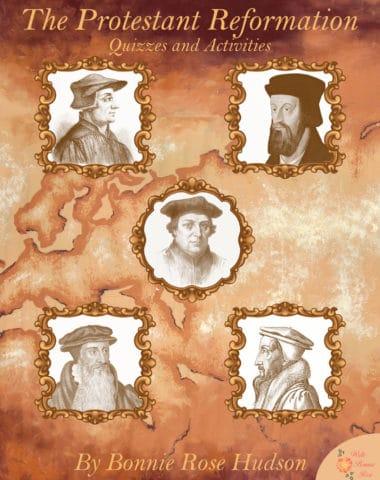 Protestant Reformation Quiz Pack