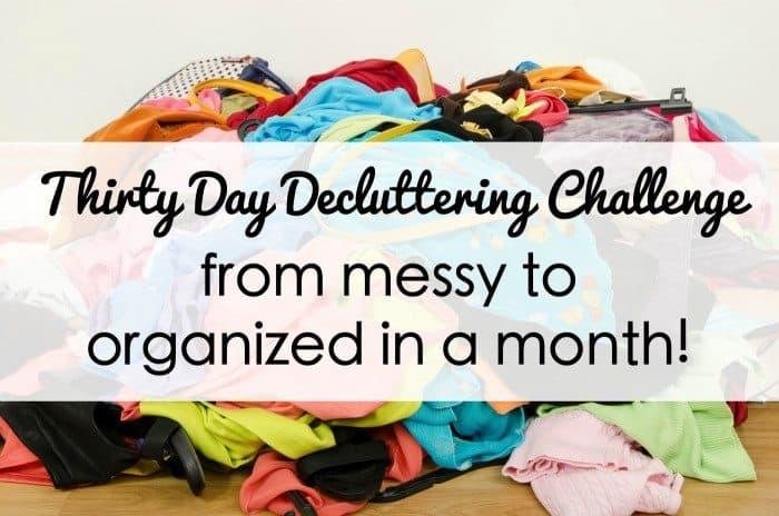 Thirty-day-decluttering-challenge