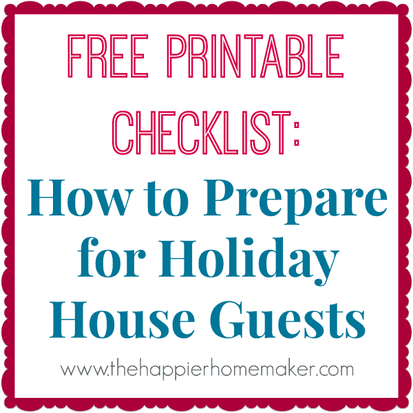 house-guest-checklist