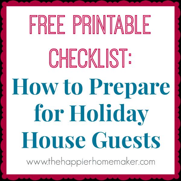house-guest-checklist