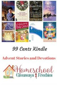 99 Cent Kindle Advent Story and Devotion Books