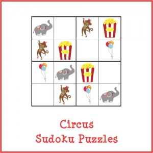 Circus-Sudoku-Puzzles-store-poduct-image