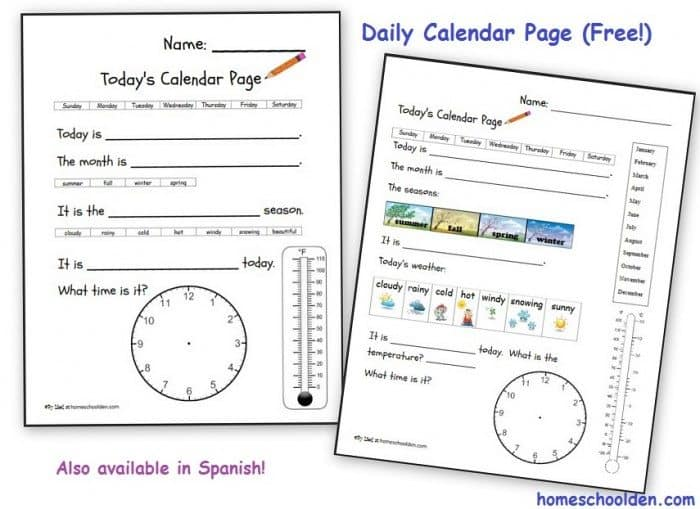 Daily-Calendar-Page2