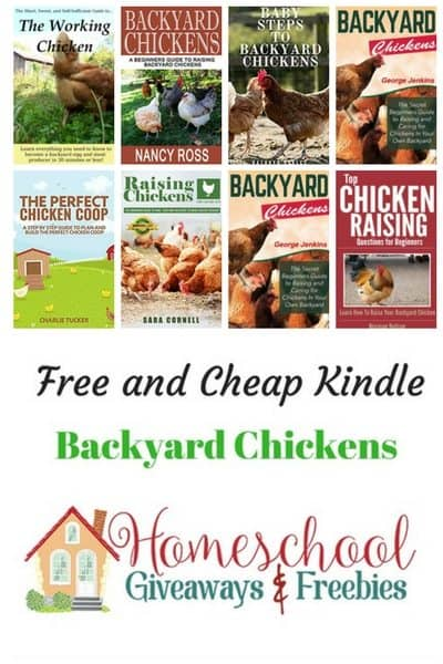 Backyard Chickens Book : Free and Cheap Kindle Backyard Chicken Books
