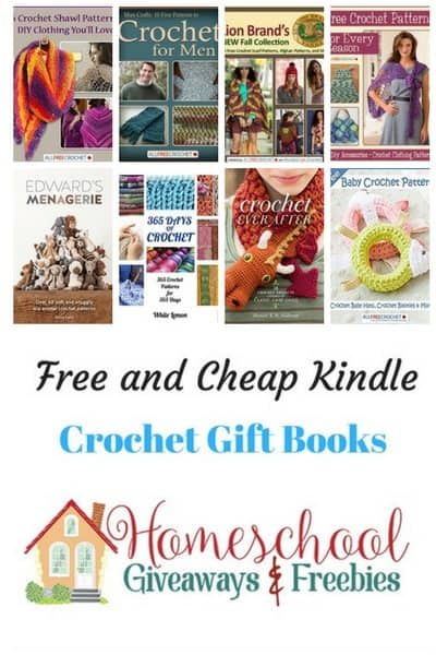Free and Cheap Kindle Crochet Gift Books