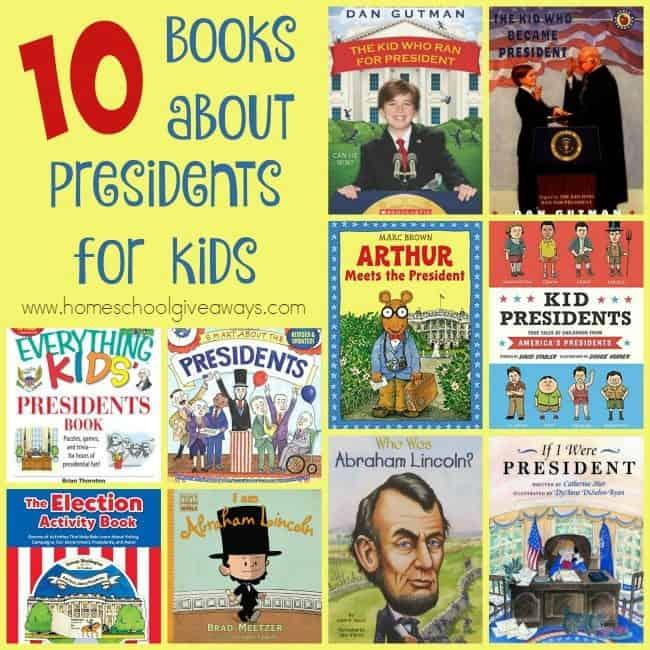 President books_HSG