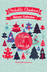 Printable-Advent-Christmas-Calendar-Cards-and-Lists-Trees-Edition-2
