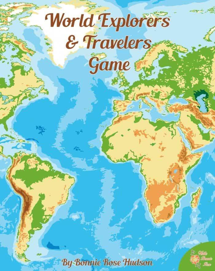 World Explorers and Travelers Game