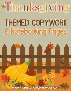 thanksgiving-copywork