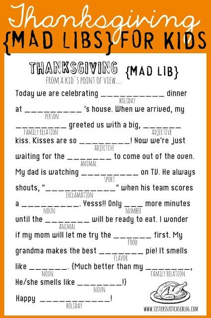 thanksgivingmadlib