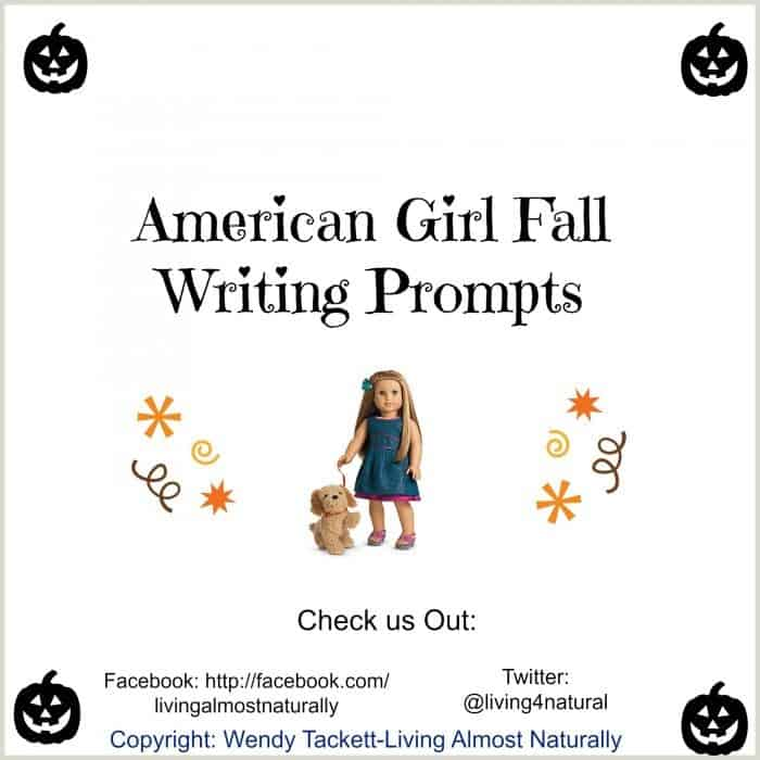 American-Girl-Fall-Writing-Prompts