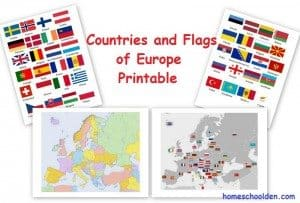 Countries-Flags-Europe-Map-Printable
