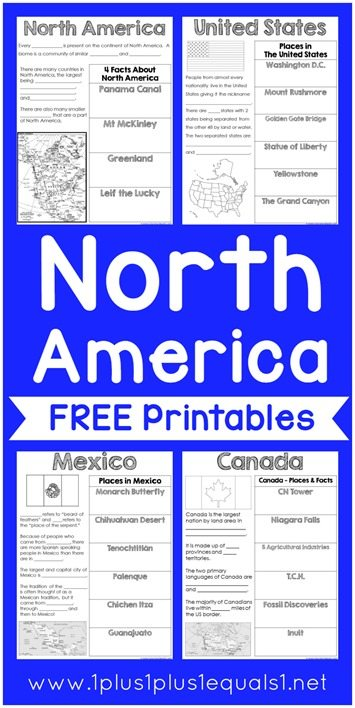 Free-North-America-Printables