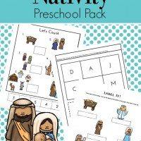 Nativity-Preschool-Pack