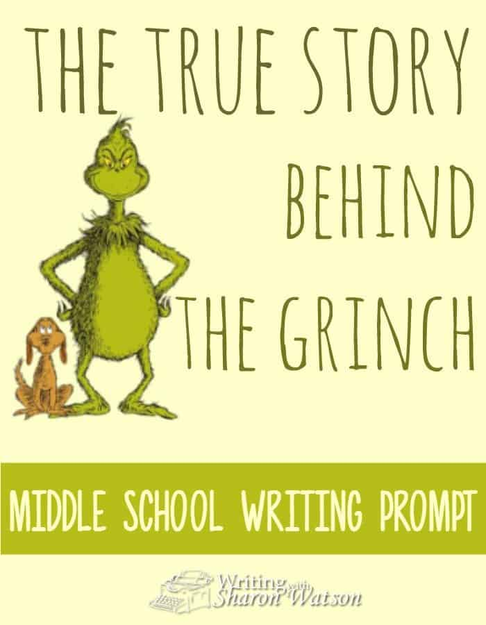 essay prompts for middle schoolers