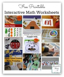 interactivemathworksheet