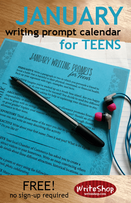 teen writing topics Need some interesting writing prompts for your creative writing or language arts class stageoflifecom features an entire year's worth of teen essay writing prompts.