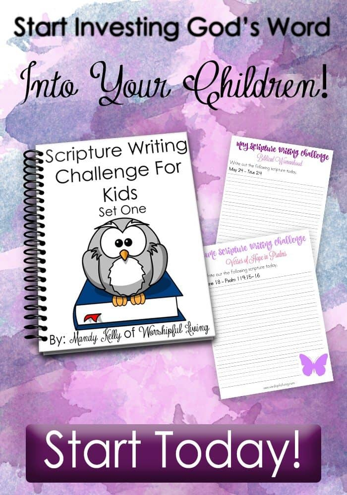 kidsscripturechallengepin