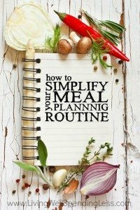 simplifymealplanning