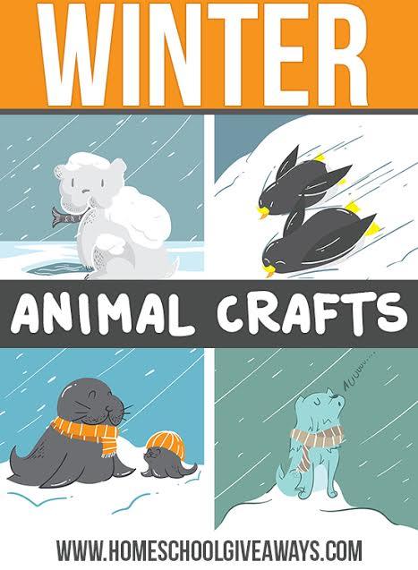 winteranimalcrafts