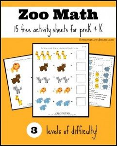 zoo-math-activity-sheets-for-prek-and-k-the-measured-mom-590x734