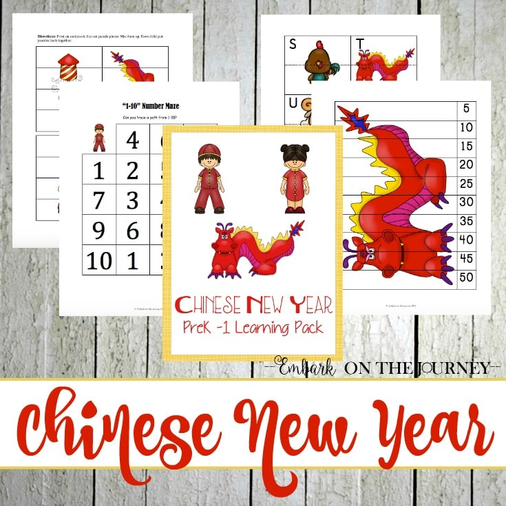 It's just a graphic of Intrepid Chinese New Year Printables