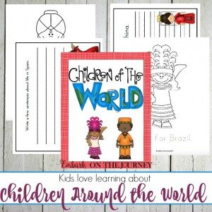 Children Around World