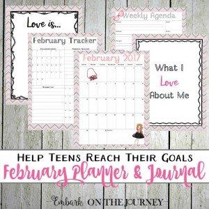 February Planner