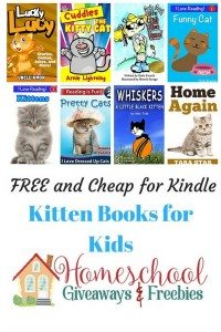 Free and Cheap Kitten Kindle Books