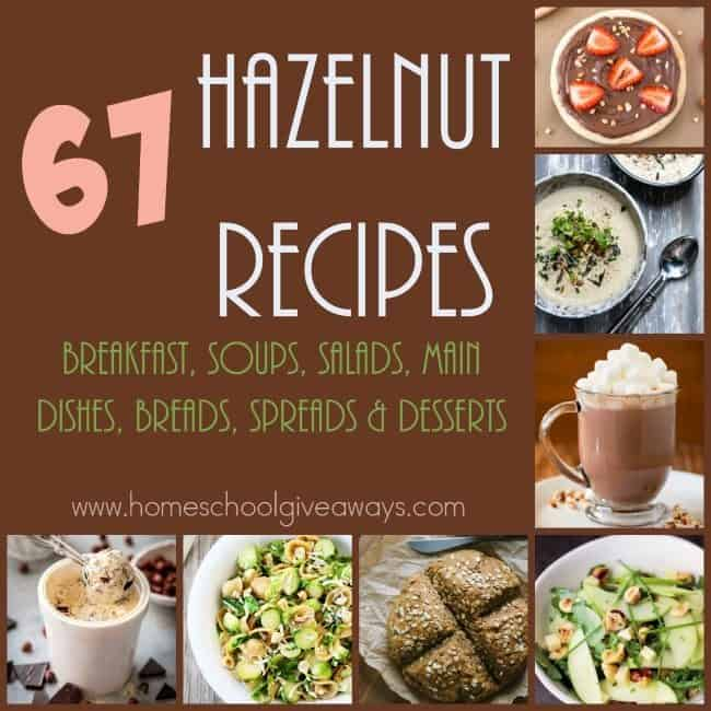 Do you love the flavor of Hazelnut in your coffee? What about Nutella? There are some amazing recipes out there that use both homemade Hazelnut spreads and Nutella that will make your mouth water with anticipation. :: www.homeschoolgiveaways.com