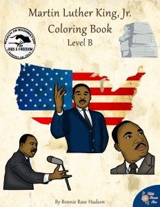 Martin-Luther-King,-Jr. History Coloring Book