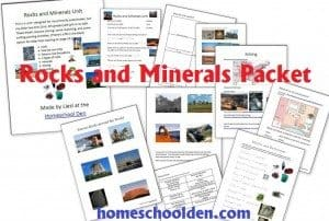 Rocks-and-Minerals-Unit-Packet