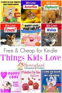 Things Kids Love