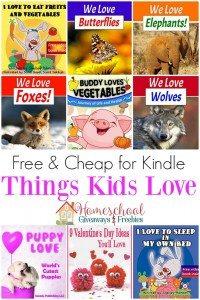 Things Kids Love