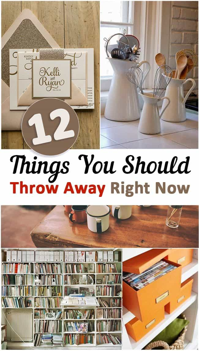 Things-You-Should-Throw-Away